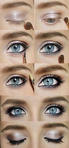 10 Amazing Eye Makeup Tutorials | Fashion Inspiration Blog - Part 2