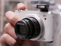Samsung Smart Camera WB350F An affordable long-zoom point-and-shoot to supplement your smartphone photography.