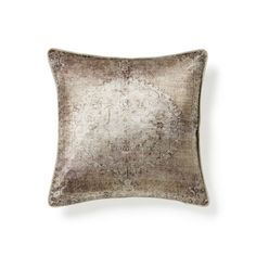 Printed Linen Pillow | ZARA HOME United States of America