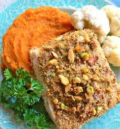 We have all heard over and over again the importance of incorporating fish  into our diet. For some people, that is a problem because they simply don't  like fish. While others, like me, can't get enough of it. For those who  aren't a fan, I encourage you to try this recipe. It is topped with a