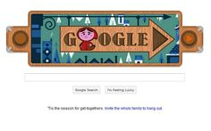 Grimm's Fairy Tales' Little Red Riding Hood is the latest character depicted in a Google Doodle. Brothers Grimm Honored With Google Doodle: Red Riding Hood to Visit Grandma, Google pays tribute Thursday to Jacob and Wilhelm Grimm, known popularly as the Brothers Grimm, the 200th anniversary of his famous children's stories. Of all the stories written by two German brothers, the Mountain View company has chosen one of the most popular, Red Riding Hood, represented in a 'Google Doodle'…