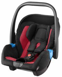 Recaro Privia passer til børn i alderen 0-15 måneder (0-13 kg.)