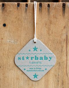 starbaby hang tag