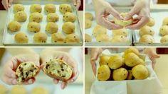 Pangoccioli HOME Made Easy Rețetă - Ciocolata de casa Rețetă Chip Chifle Easy