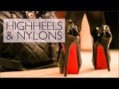 Christian Louboutin Video High Heels - Walking in Highheels