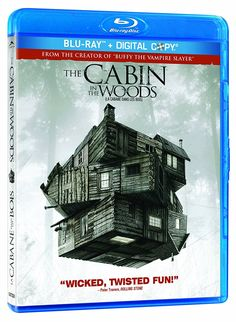 The Cabin in the Woods Blu-ray + Digital Copy