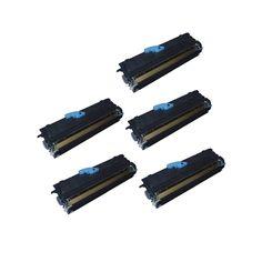N 5PK Compatible TN113 Laser Toner Cartridge For QMS Bizhub 150 160 161