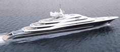"Megayacht ""Armonia"" (Fincantieri)"
