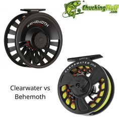Orvis Clearwater vs Redington Behemoth Fly Reels, Fishing Reels, Trout Fishing, Bass Fishing, Fly Fishing For Beginners, Best Rated, Fishing Life, Fishing Outfits, Vs