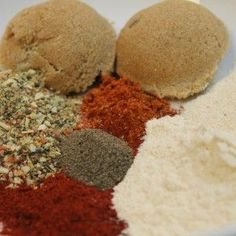 Homemade BBQ Rub