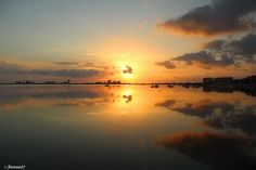 Sunrise at Mar Menor Dawn And Dusk, Gods Creation, Twilight, Sunrise, Earth, Awesome, Nature, Murcia Spain, Outdoor
