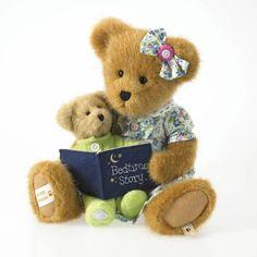 Boyds Bears :: Mama and Lil' PJ :: Dressed Bears
