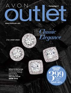 Shop Avon Outlet 5 with hundreds of products on sale. You can find your favorite product on a special pricing.