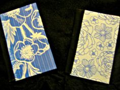 Pair of Mini Blank Art Journals Set 11 by lovearthouse on Etsy, $8.50