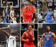 The 2013 NBA All-Defensive First Team includes LeBron James, Chris Paul, Serge Ibaka, Tyson Chandler/Joakim Noah (tie), and Tony Allen, the National Post reports.  Marc Gasol, this year's Defensive Player of the Year, was named to the Second Team.