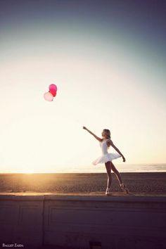 ballet balões