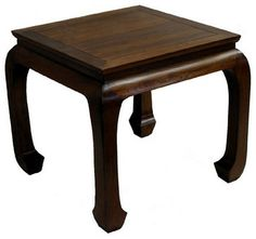 Chinese Side Table   Asian   Side Tables And Accent Tables   Other Metro    $300