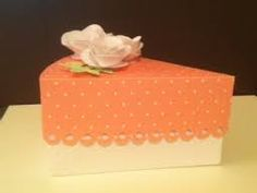 Image result for cake box stampin up
