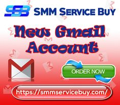 Buy Gmail Accounts from us. Gmail is the hottest email service in the world. Do You Work, Google Account, Business Pages, Verify, Customer Support, Social Media Marketing, Accounting, The 100, Brunch