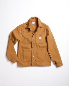 Pointer Brand Duck Canvas Chore Coat – Hand-Eye Supply