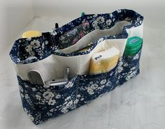 Bag and Purse Organizer Insert with Enclosed Bottom by BABCIM, $22.95