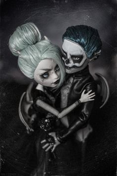 My dark World of Dolls