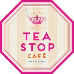 Crown & Crumpet Tea Room - have to stop here when in San Francisco