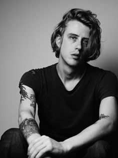 Christopher Owens by Hedi Slimane