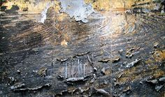Quite possibly my favorite painting. Burning Rods by Anselm Kiefer  CWMc, via Flickr