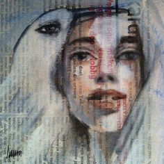 My themes are the subjects in life that move me: inequality between men and women, and the injustice done to the vulnerable. My Themes, Powerful Women, Urban Art, Mixed Media Art, Portrait, Face, Nature, Painting, Faces