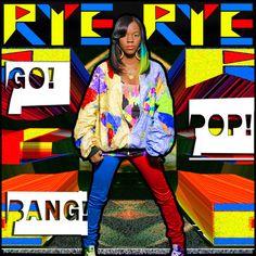 Go! Pop! Bang! test cover :Steve Loveridge