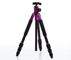 Tripod - Pink - Seamless Muslin Backdrops, Tripod, Hand Painted, Pink, Accessories, Pink Hair, Roses, Jewelry Accessories