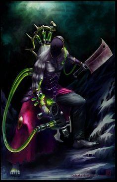 40k Dark Eldar