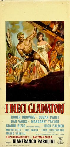 The Ten Gladiators (1963)