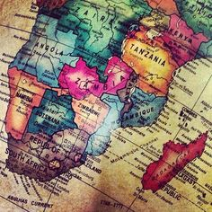 Johannesburg, South Africa. Africa mainland. Have hopes once to see some of it.