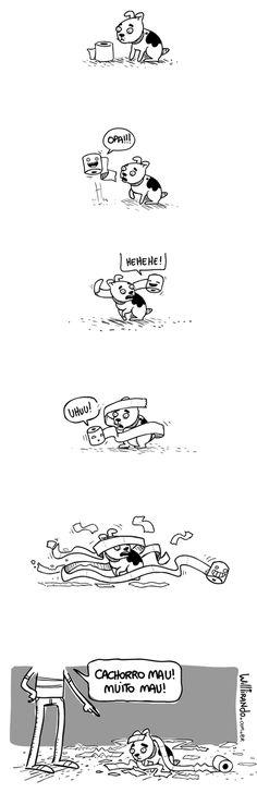 Satirinhas - Quadrinhos, tirinhas, curiosidades e muito mais! - Part 108