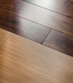 Image of: Hardwood to Tile Transition