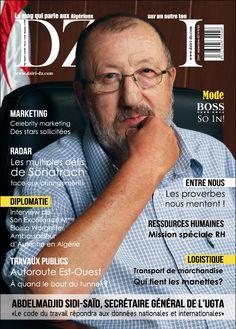 Dziri numéro 64 du mois de septembre 2014, est disponible sur votre kiosque numérique: www.kioscom.com. Bonne lecture !