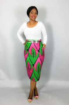 Online Hub For Fashion Beauty And Health: Beautiful Ankara Skirt On With Fitted Boby Top For. Online Hub For Fashion Beauty And Health: Beautiful Ankara Skirt On With Fitted Boby Top For. African Dresses For Women, African Print Dresses, African Print Fashion, Africa Fashion, African Attire, African Wear, African Women, African Skirt, African Prints