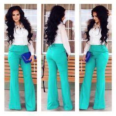 Pants & color