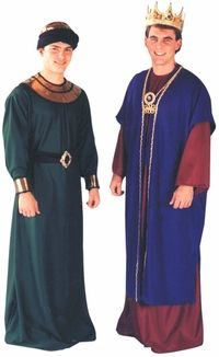 Biblical king costume christmas costumes kings and queens green wiseman costume nativity christmas solutioingenieria Choice Image