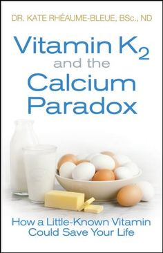 Podcast - Vitamin K2 and the Calcium Paradox - A Little Known Vitamin That Could Save Your Life.