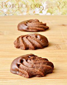 Sablé Viennois au Chocolat