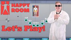 Come on just Wiggle a little more guy Let's Play Happy Room part 5
