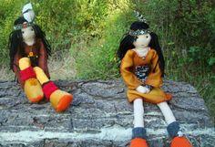 Las muñecas más completas, exclusivas , sostenibles, con nombre e historia, con fecha de nacimiento y muchas ganas de que el mundo nos conozca.