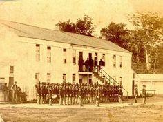 Johnson's Island Civil War Prison: A Forgotten Prison on the Shores of Lake Erie Lake Erie Ohio, Catawba Island, American Civil War, American History, Civil War Books, Sandusky Ohio, Cedar Point, Civil War Photos, Vacation Trips