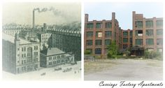 Utilizing adaptive reuse in Rochester, New York!