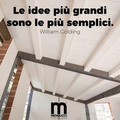 Il potere della semplicità è rendere ogni cosa efficiente! #semplicitàedefficienza , #menguccicostruzioni ,