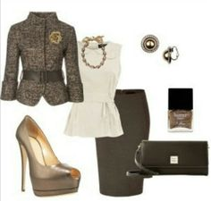 Looks like something Olivia Pope would wear!