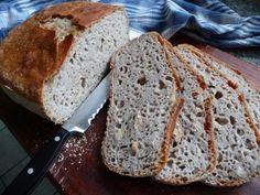 Glutenfrei Backen und Kochen bei Zöliakie - no knead bread - Brot ohne Kneten aus dem Tupper Ultra - glutenfreie Rezepte, laktosefreie Rezep...